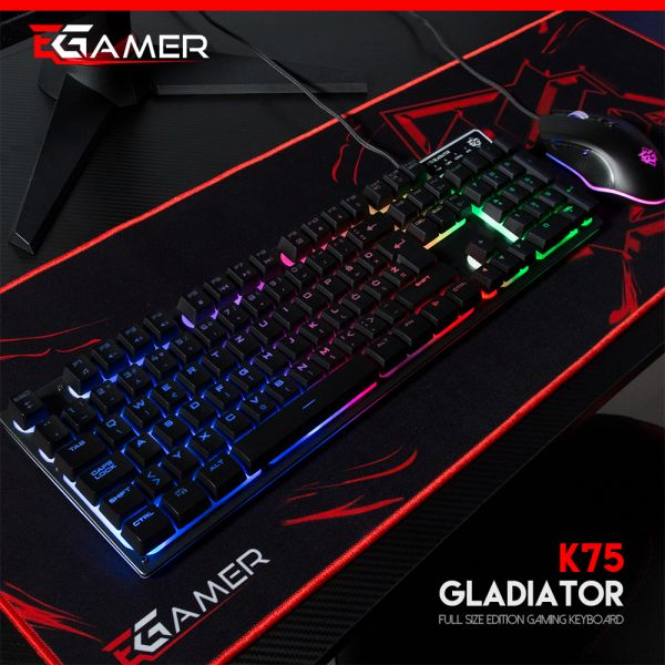GLADIATOR K75 Gaming Tipkovnica HR layout Cijena